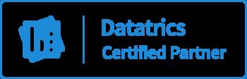 Datatrics Certified Partner