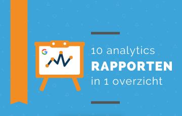 Google Analytics rapporten